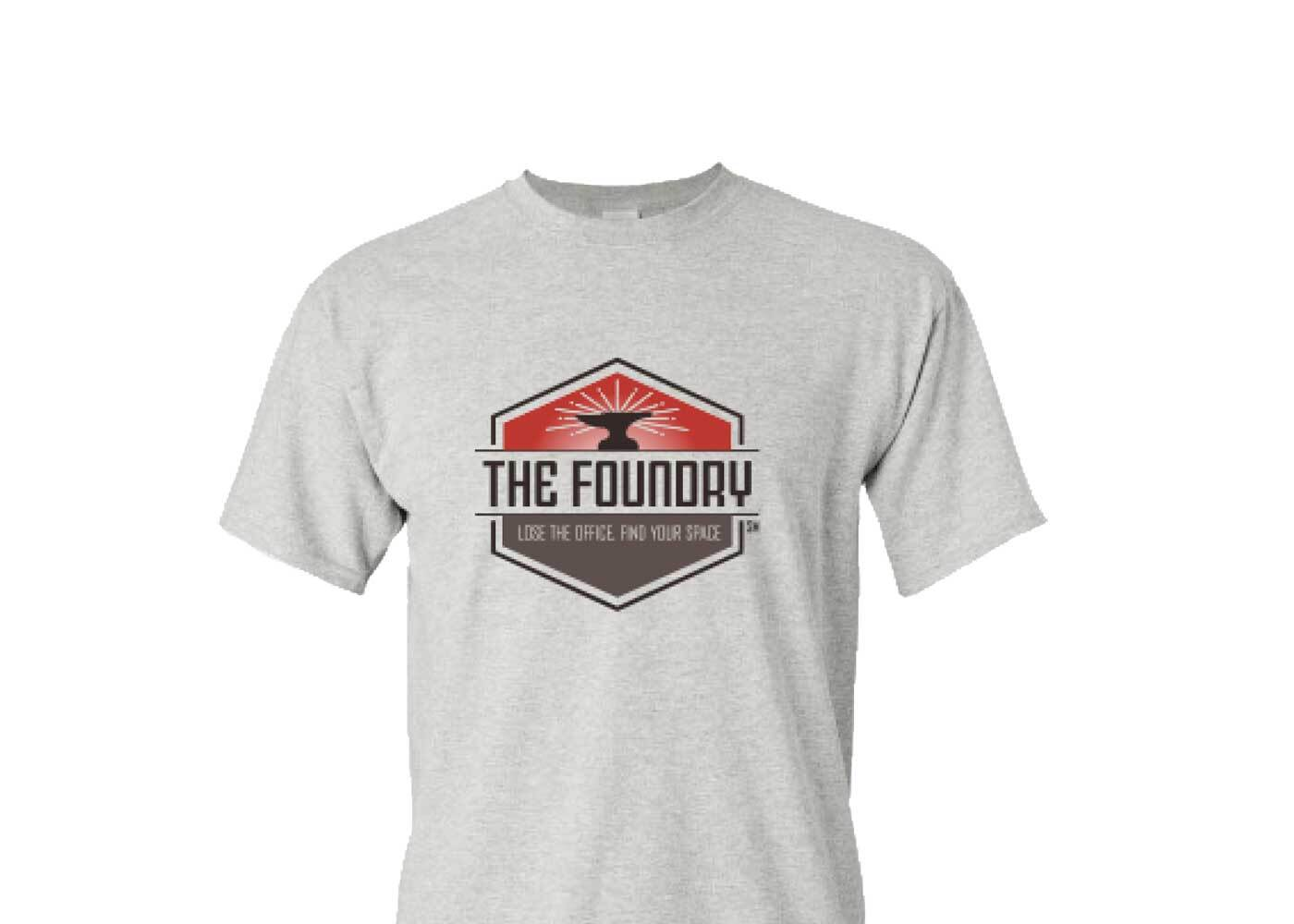 Treystar The Foundry shirts
